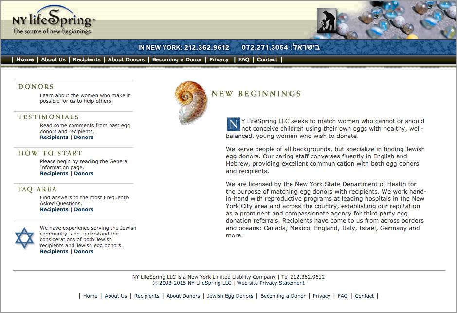 NY LifeSpring LLC